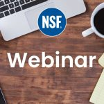 Free Webinar: On the NSF Certification for commercial food equipment exported to the U.S. 23 April – 10 AM CET